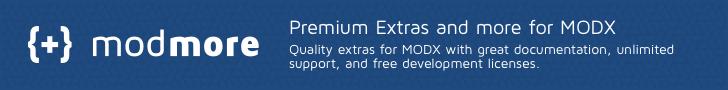 modmore premium extras